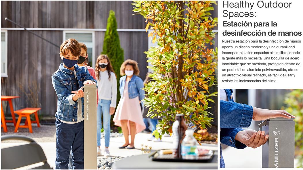 Healthy Outdoor Spaces